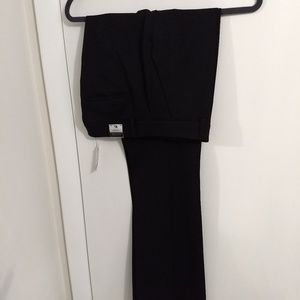 Express Columnist Black Dress Pants Size 10L Long